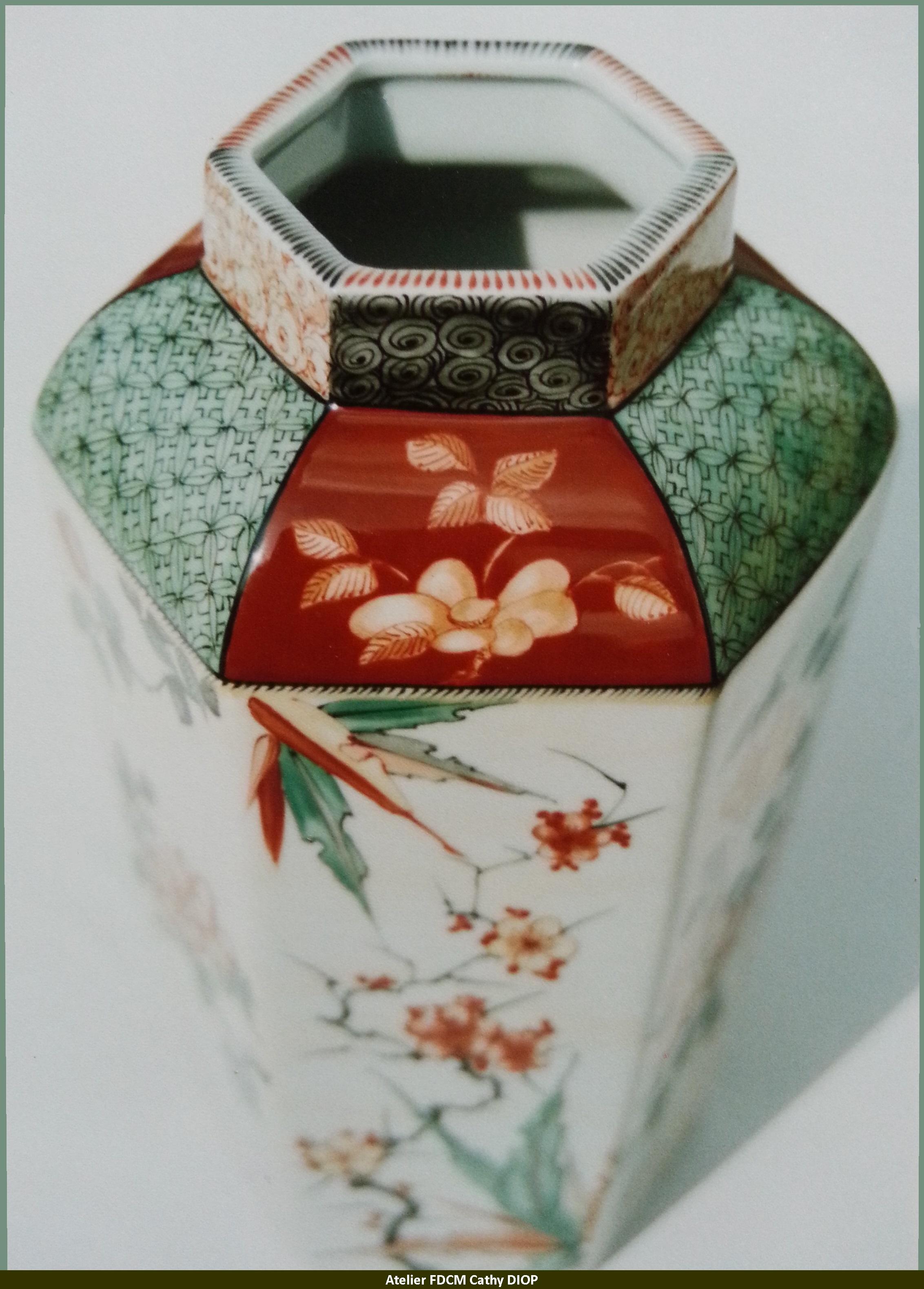 CRÉATION dans le style Japonnais